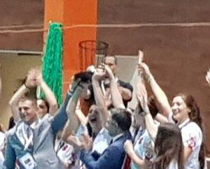 Stadtsportbund Oberhausen Unterwasser Rubgy Männer Türkei 2018 Weltmeister